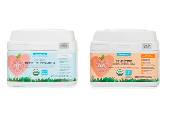 The Honest Company Organic Formula Bundle