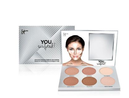 IT Cosmetics® You Sculpted!™ Universal Contouring Palette for Face and Body