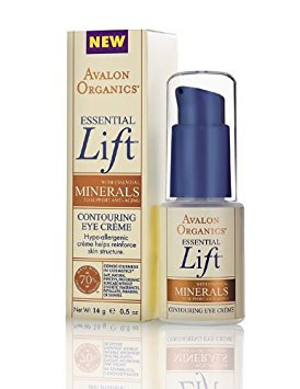 Avalon Organics Essential Lift Contouring Eye Creme