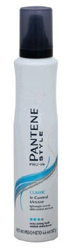 Pantene Pro-V Style Classic In Control Mousse