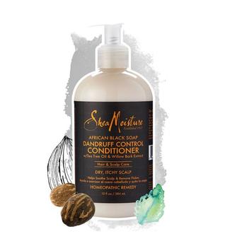 SheaMoisture African Black Soap Dandruff Control Conditioner