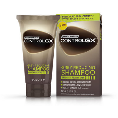 Just for Men Control GX Grey Reducing Shampoo Reviews