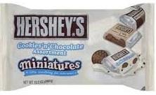 Hershey's Cookies 'n' Chocolate Miniatures Assortment