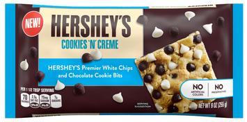 Hershey's Baking Chips Cookies 'n' Creme