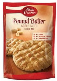 Betty Crocker™ Peanut Butter Cookie Mix