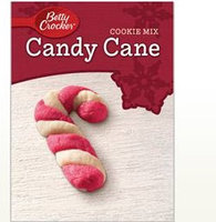 Betty Crocker™ Candy Cane Cookie Mix