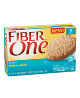 Fiber One Crunchy Sugar Cookie