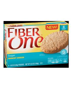 Fiber One Crunchy Sugar Cookie