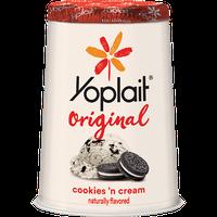 Yoplait® Original Cookies & Cream Yogurt
