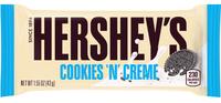 Hershey's Cookies 'n' Creme Candy Bar