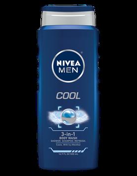 NIVEA Men Cool Body Wash