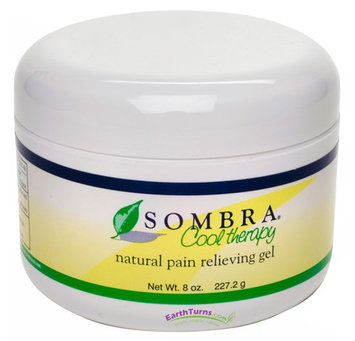 Sombra cool therapy gel 8 ounce jar
