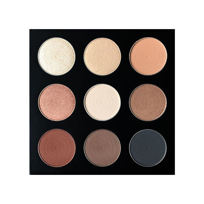 StudioMakeup On-The-Go Eyeshadow Palette Cool Down
