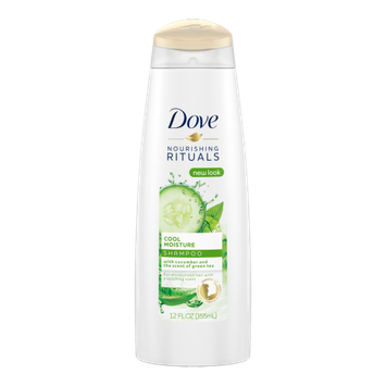 Dove Nourishing Rituals Cool Moisture Shampoo