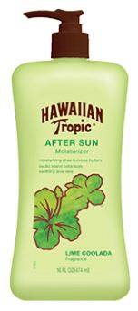 Hawaiian Tropic® Lime Coolada After Sun Moisturizer