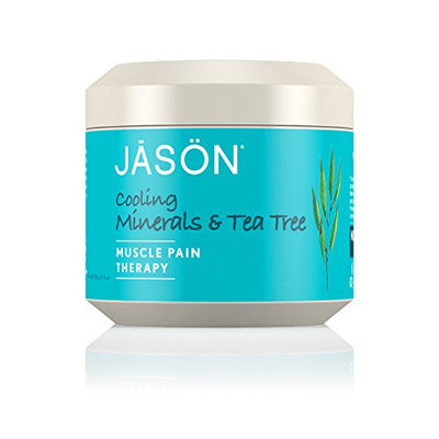 JĀSÖN Cooling Minerals & Tea Tree Muscle Pain Therapy