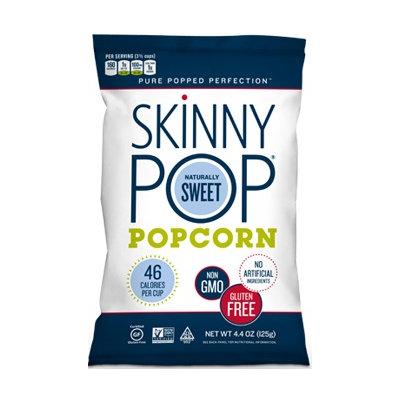 SkinnyPop® Naturally Sweet Popped Popcorn