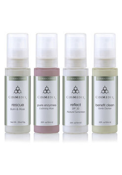 CosMedix After Care Kit: Benefit Clean, Pure Enzyme, Rescue, Reflect