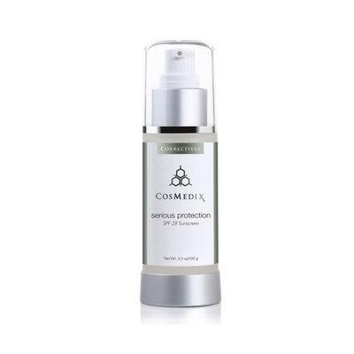 Cosmedix Serious Protection SPF 28 Sunscreen - 100g/3.3oz