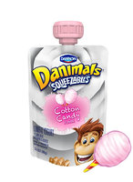 Danimals® Cotton Candy Squeezables