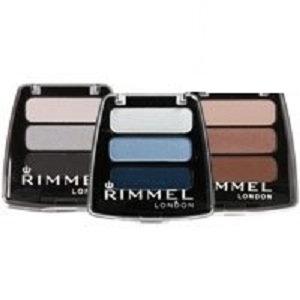 Rimmel London Colour Rush Trio Eye Makeup