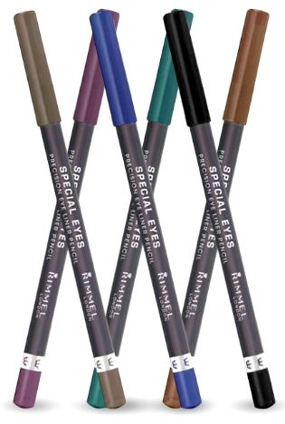 Rimmel London Special Eyes Precision Eye Liner Pencil