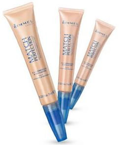Rimmel London Match Perfection 2-in-1 Concealer & Highligther