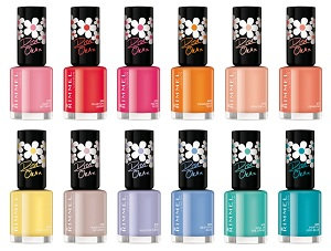 Rimmel London Rita Ora 60 Seconds Nail Polish