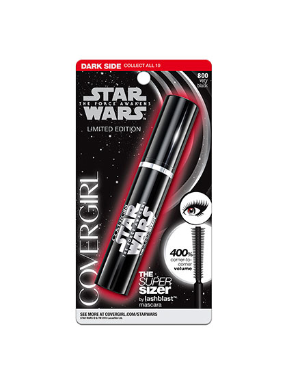 COVERGIRL Star Wars Limited Edition Dark Side Mascara in Very Black
