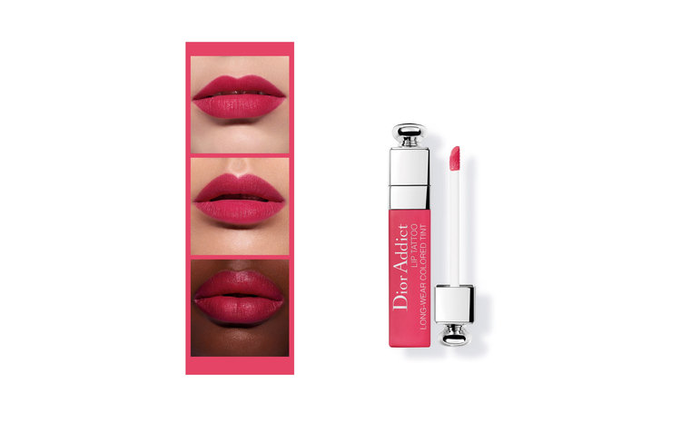 Dior Addict Lip Tattoo Long-Wear Colored Tint Reviews 2019