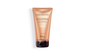 Dior Bronze Self Tanning Jelly Gradual Glow - Body