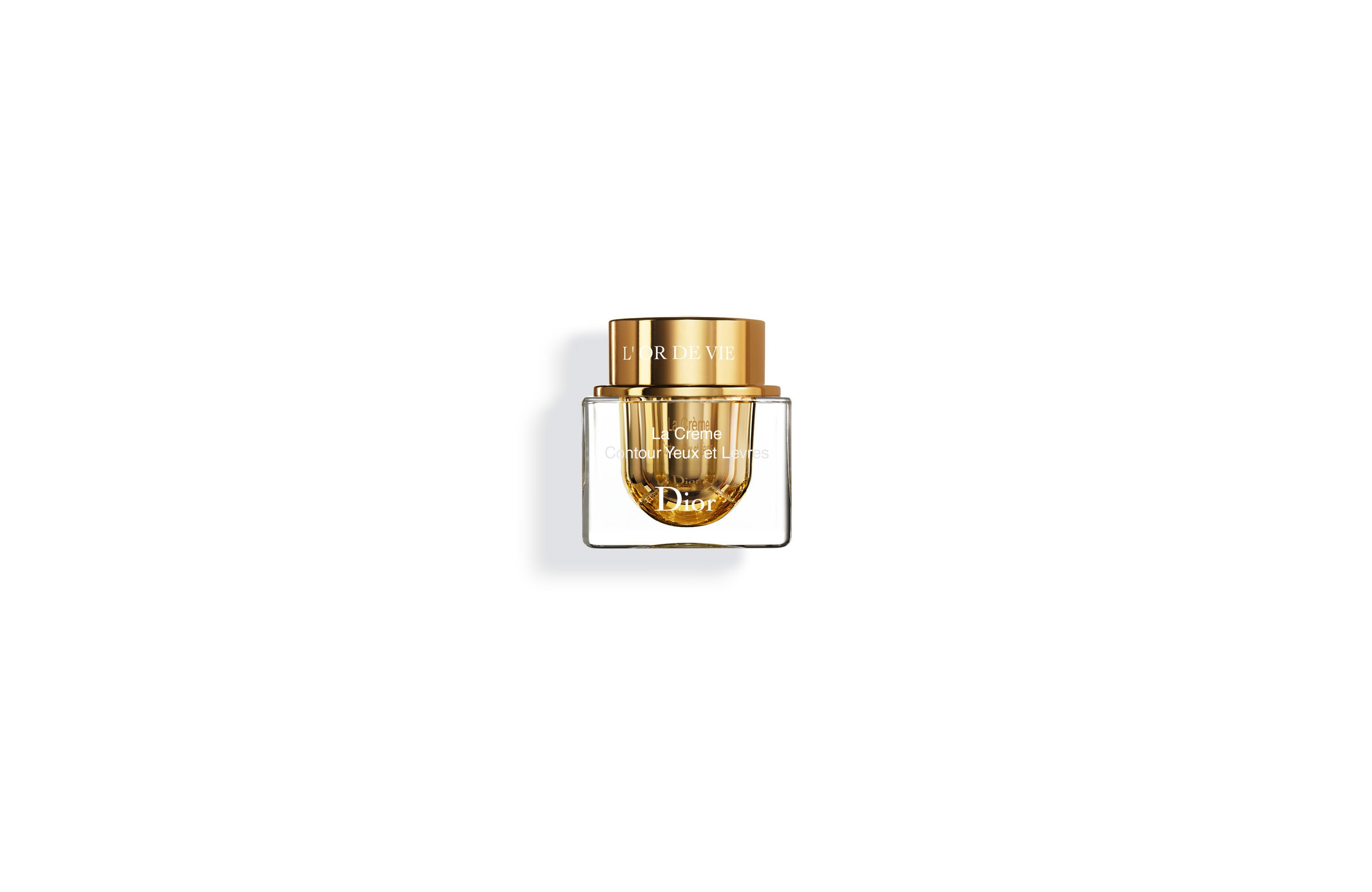 Dior L'Or De Vie Eye And Lip Contour Cream