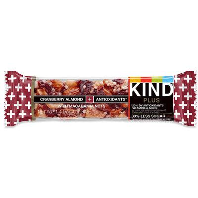 KIND® Cranberry Almond, Antioxidants With Macadamia Nuts