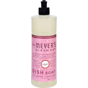 Mrs. Meyer's Clean Day Cranberry Dish Soap