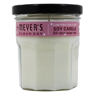 Mrs. Meyer's Clean Day Cranberry Scented Soy Candle
