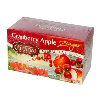 Celestial Seasonings® Cranberry Apple Zinger Herbal Tea Caffeine Free