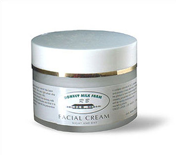 Donkey Milk Day and Night Facial Cream
