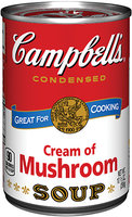 Campbell's® Cream of Mushroom Condensed Soup