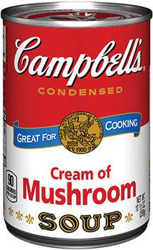 Campbell's® Cream of Mushroom Condensed Soup