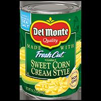 Del Monte® Fresh Cut Sweet Corn Cream Style