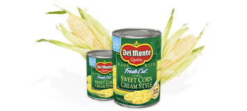 Del Monte® Cream Style Golden Sweet Corn