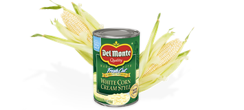 Del Monte® Cream Style White Corn