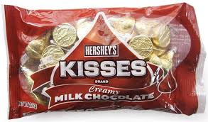 Hershey's Kisses Creamy Milk Chocolate
