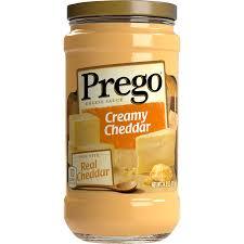 Prego® Cheese Sauce Creamy Cheddar