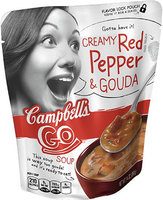 Campbell's® Creamy Red Pepper with Smoked Gouda Soup