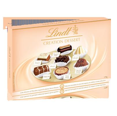 Lindt Creation Dessert Chocolates