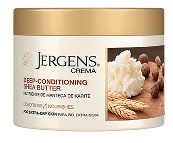 JERGENS® Crema Deep-Conditioning Shea Butter