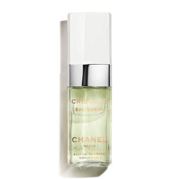 CHANEL Cristalle Eau Verte Eau De Toilette Concentrée Spray