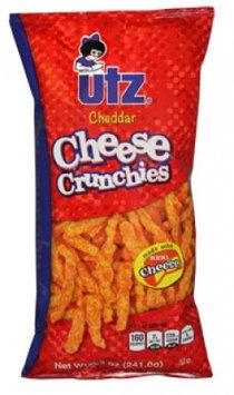 Utz Cheddar Cheese Crunchies