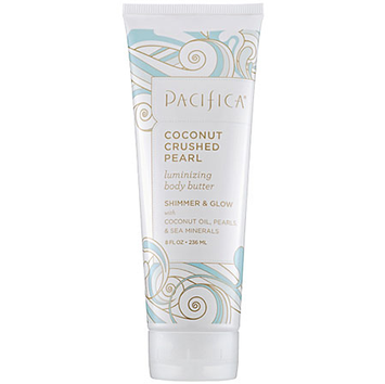 Pacifica Coconut Crushed Pearl Luminizing Body Butter